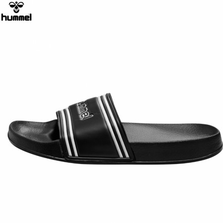 Poolside Slipper Black
